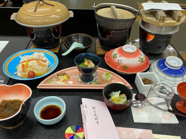 慶山 会席料理